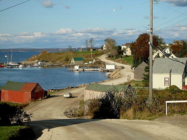 Tancook Island, Nova Scotia.