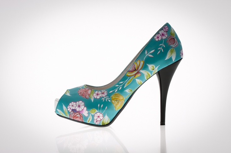 HiHeel.eu - Hand painted shoes.