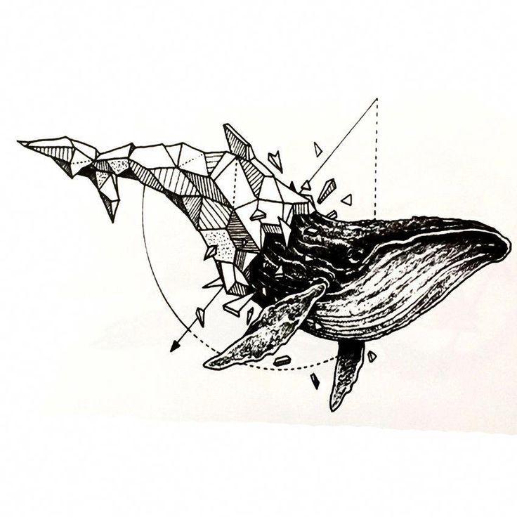 Dolphin Henna Tattoo: Resurrection Fossil Dolphins Waterproof Temporary Tattoos