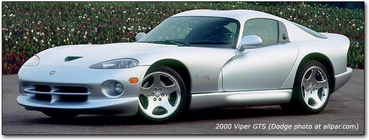The Original Dodge Viper: 1992-2002