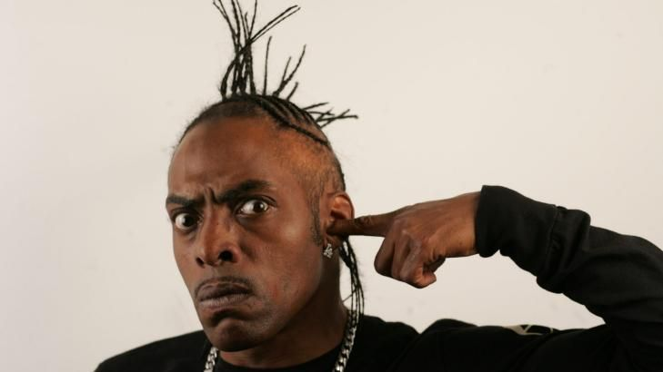 """American hip-hop legend Coolio has hailed Canberra's light-rail project as 'dope' and told Yarralumla residents concerned their suburb could turn into a ghetto that it probably already is one."" hehehe, nice work getting the commenters all uppity."