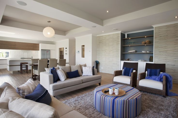 Open plan living with this living, dining, and kitchen area. Which also opens to the outdoor living! Underfloor heating reaches to all corners of this home and can be individually controlled for each room using a touch pad.