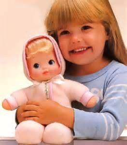 NIB 1980s Snuggle Baby Doll, Mattel, 80s Kids, Girl Toys, Antique Alchemy