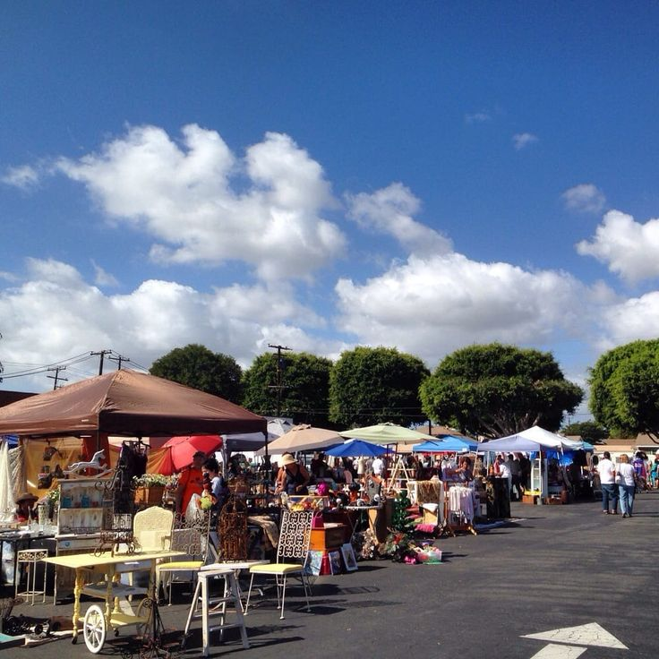 10 Amazing Flea Markets In Southern California You Absolutely Have To Visit Flea Market Southern California California