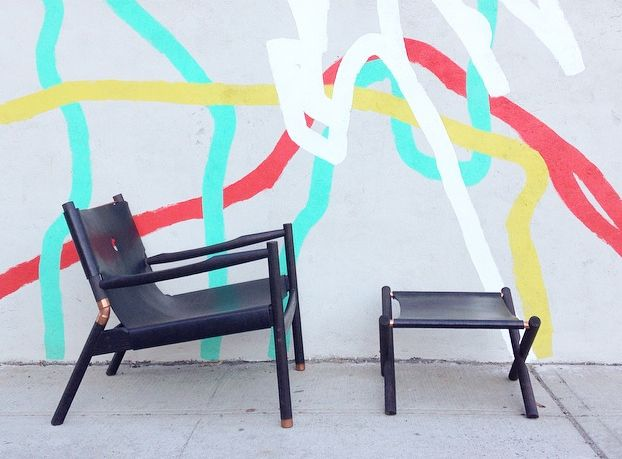 Benerikson chair stool design wanteddesign nycxdesign nycxd