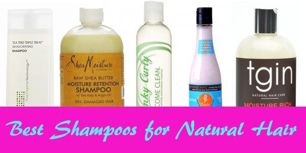 The Best Moisturizing Shampoo Brands for Natural Hair