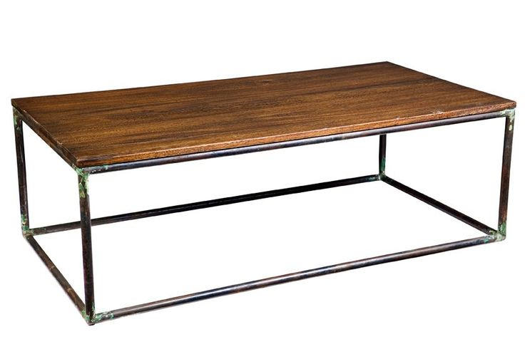 Industrial Coffee Table from RUSTIX FURNITURE