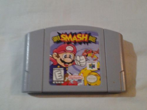 Super Smash Bros. (Nintendo 64, 1999) Cartridge Only Tested Fast Shipping: $46.99 End Date: Thursday Mar-22-2018 0:13:23 PDT Buy It Now for…