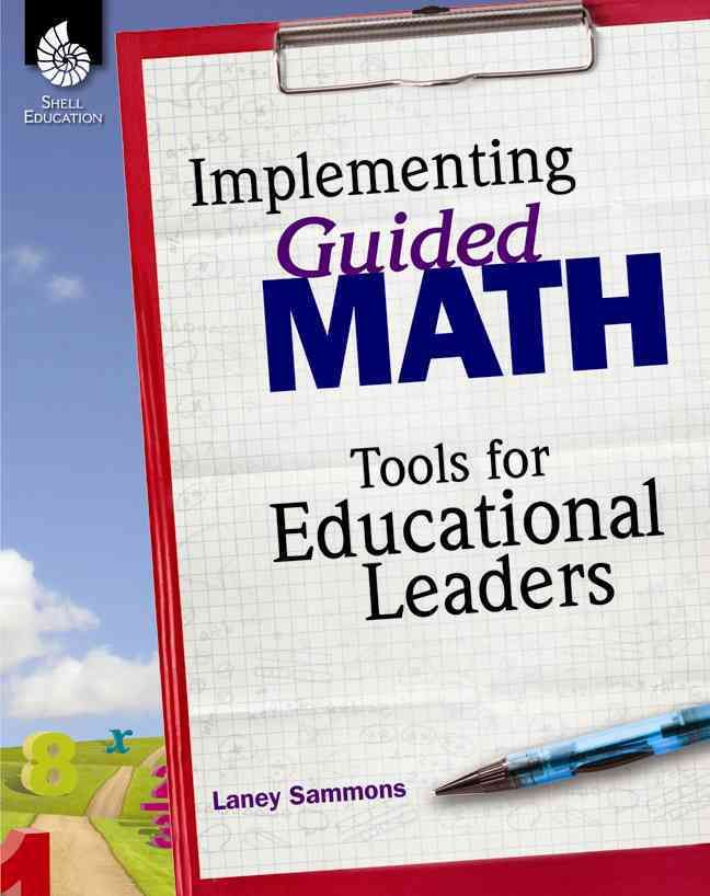 Support the implementation of the Guided Math framework with this user-friendly professional guide written by Guided Math author, Laney Sammons. This resource provides school leaders (coaches, princip
