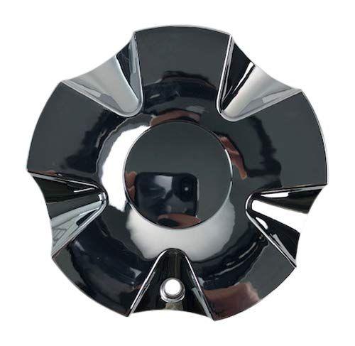 Dip Wheels No Logo D37 Edge C10d37c Cap Lg1507 09 Chrome Wheel Center Cap Chrome Wheels Chrome