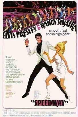 Speedway Elvis Movie #27 Metro-Goldwyn-Mayer   1968