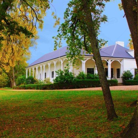 Quamby Estate near Launceston offers classic country style #hoorootopromanticstays