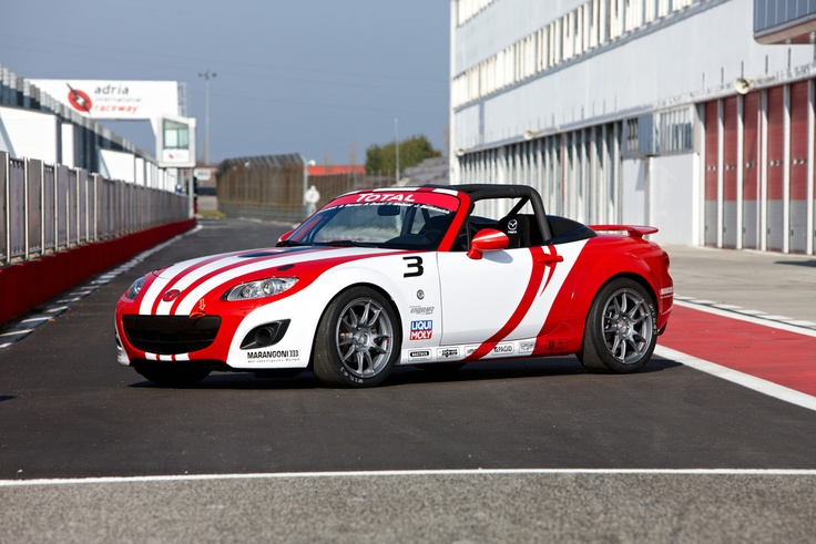 Race Car Miata