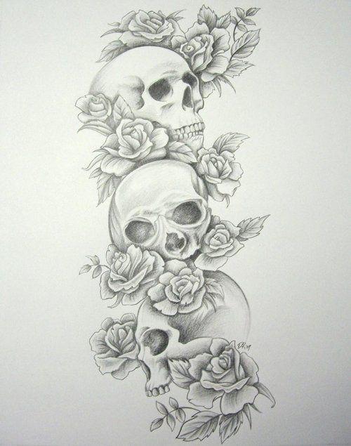 Google Image Result for http://favim.com/orig/201105/19/beauty-black-and-white-flowers-illustration-skull-tatto-Favim.com-49621.jpg