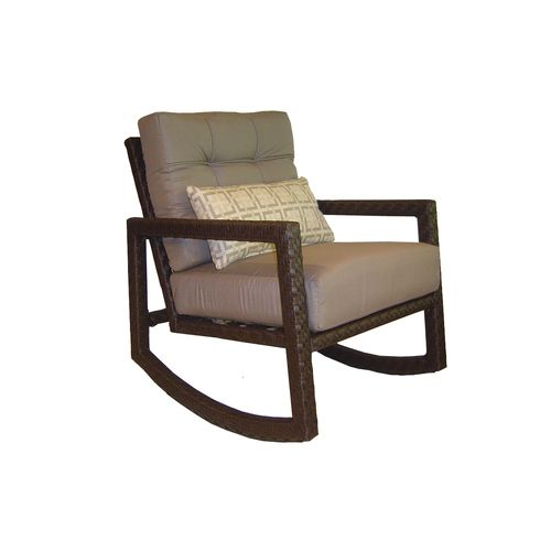 the perfect modern rocking chair for my porch. just me, my jelly roll, and a nice strong drink....