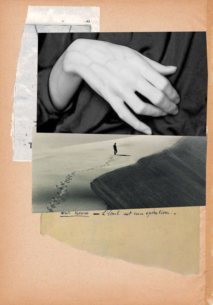 Collage BEACH 2013 Waldemar Strempler Tumblr