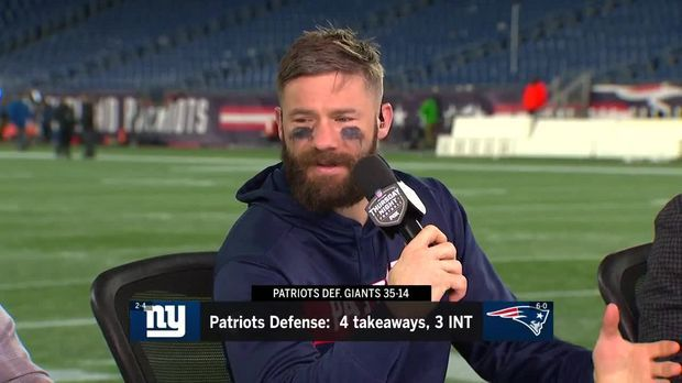 Nfl Video New York Giants Julian Edelman Und Nfl