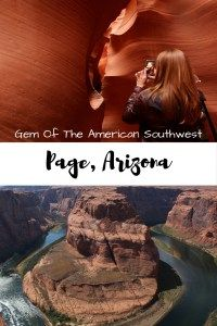 Page Arizona has so much to see, from Horseshoe Bend, to Antelope Canyon and Wahweap Overlook...what a stunning natural wonder it is.