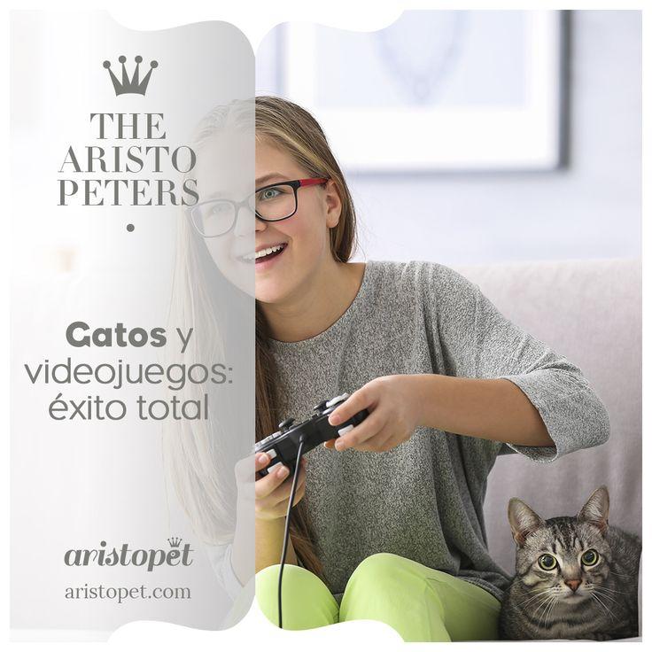 🎮 Los videojuegos viven un momento estelar desde que dieron el salto de las consolas domésticas a los teléfonos móviles. Personas de todas las edades son usuarios de este medio de entretenimiento, es por eso, que lógicamente los gatos tengan presencia en gran parte de ellos. 🐱 ¿Quieres conocer algunos de nuestros personajes felinos favoritos en los videojuegos? Haz Click aquí ➡️️ http://bit.ly/2lTKup6