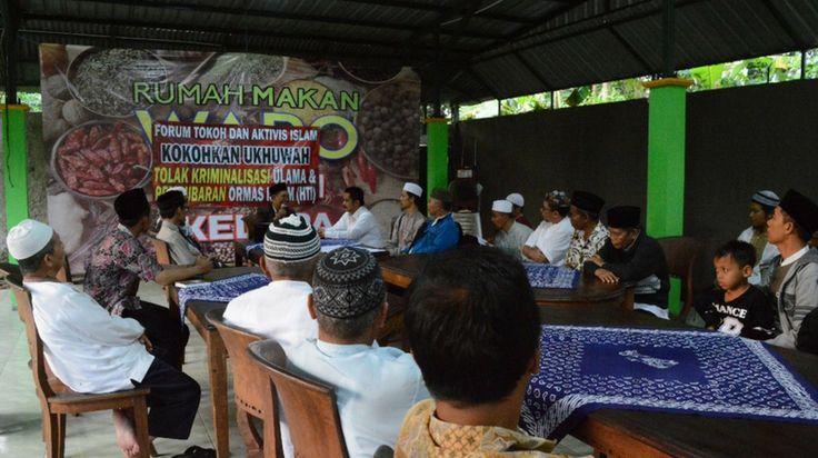 Forum Ulama dan Tokoh Masyarakat Purbalingga dan Banjarnegara Menolak Kriminalisasi Ulama dan Pembubaran HTI