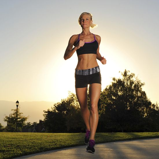Marathon Prep: Core-Strengthening Exercises--great for any runner!