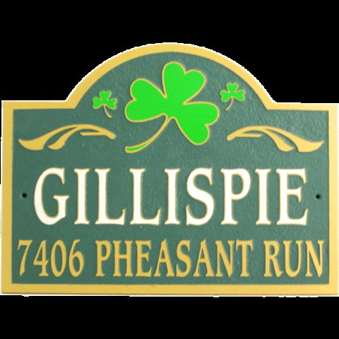 Personalized Address Plaques $98. Garden PlaquesHome Decor SignsPersonalized  ...