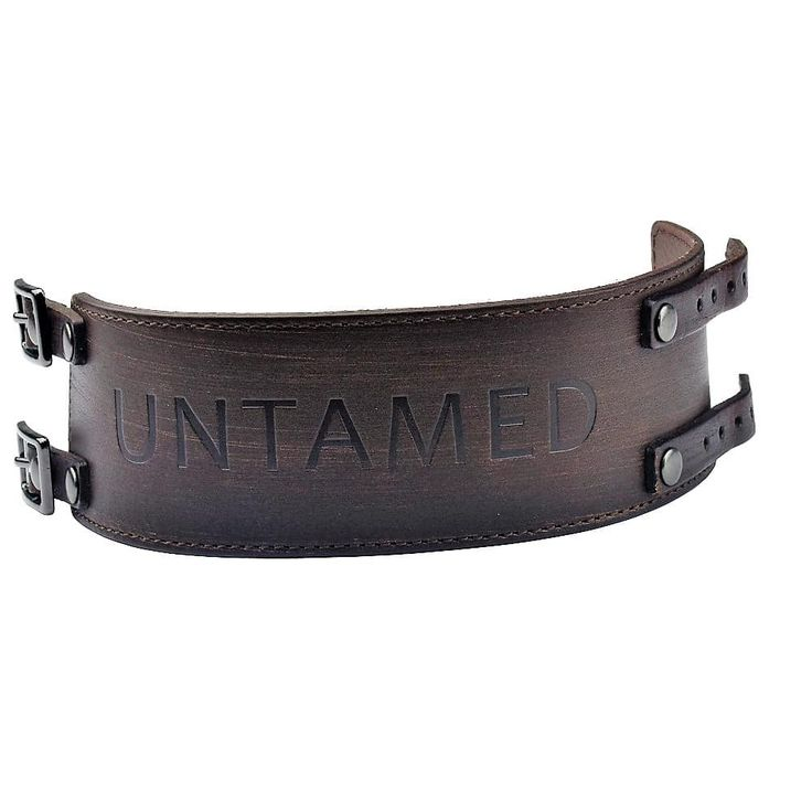 We are very proud to present the new Model 69 Bracelet Cuffinrough brown leather - UNTAMED edition.  This awesome mens bracelet is hand-made in premium Italian leather with top quality stitching. This leather typegives the bracelet a nice rugged appearance.Buckles are in Gun-metal.  It will age beautifully, get betterthe more you wear it and stay with you