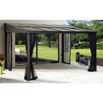 1000 images about gazebos on pinterest for Abri mural hardtop gazebo
