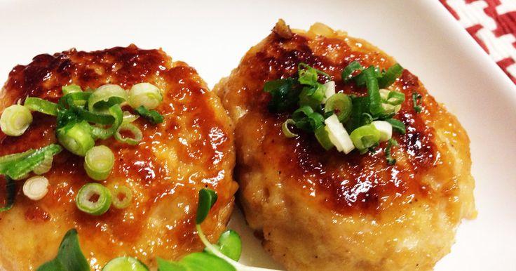 鶏ひき肉で豆腐ハンバーグ by やちゅぴちゅ [クックパッド] 簡単おいしいみんなのレシピが259万品