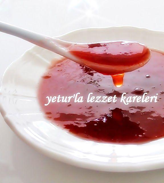 Yetur'la lezzet kareleri.com: reçel ve marmelatlar