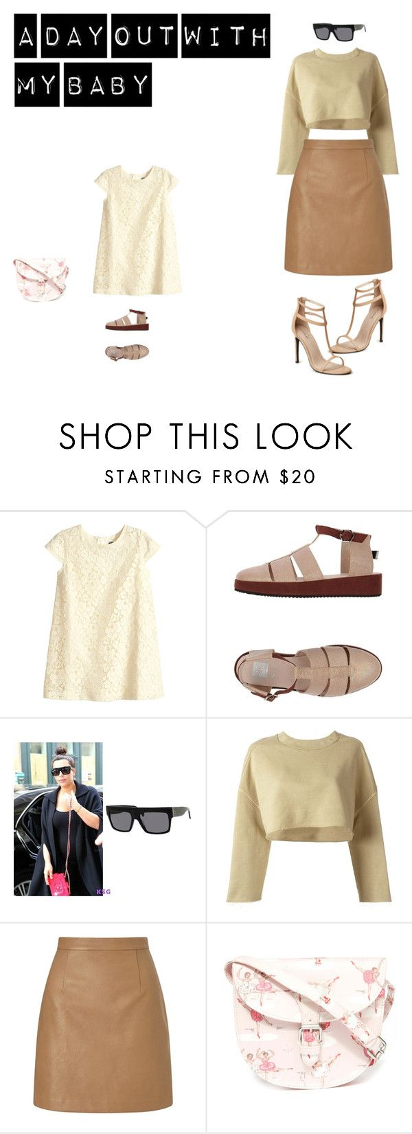 """""""A day out."""" by daniellepearce13 on Polyvore featuring H&M, New Kid, adidas Originals, Lipsy, Cath Kidston and goals"""