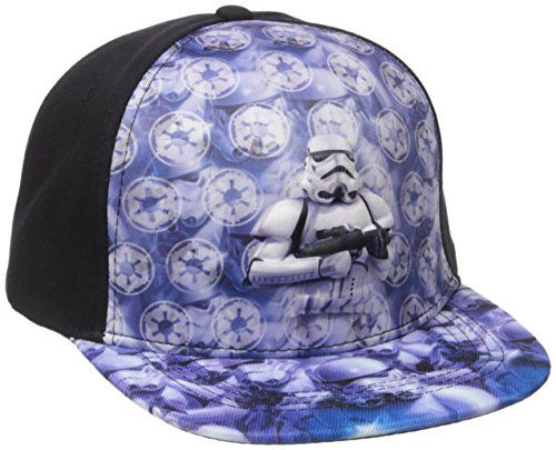 Star Wars Boys' Stormtrooper 3d Adjustable Baseball Cap //Price: $12 & FREE Shipping //     #starwarsfan
