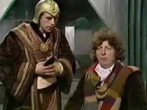 Every Jelly Baby Scene in Doctor Who, although I am certain there were more 2nd Doctor scenes than this, and there IS a first Doctor scene, too, that was missed.  Great video, great fun.