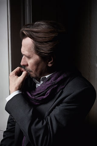 """Gary Oldman is convincing.  """"HOW CONVINCING IS HE?!!"""" He is so convincing he could probably make me turn conservative if he took it in his head to try."""