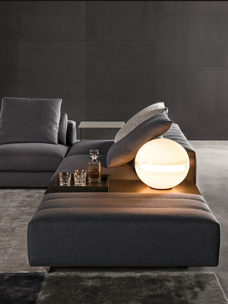 96 best Minotti images on Pinterest Architecture, Beach houses - designer couch modelle komfort