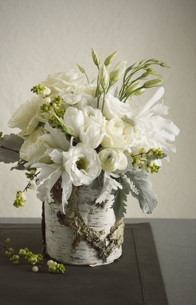 Lindo Bouquet com Bétula.