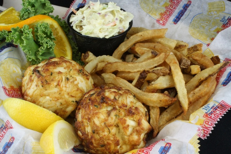 Best Place For Crab Cakes In Ocean City Md