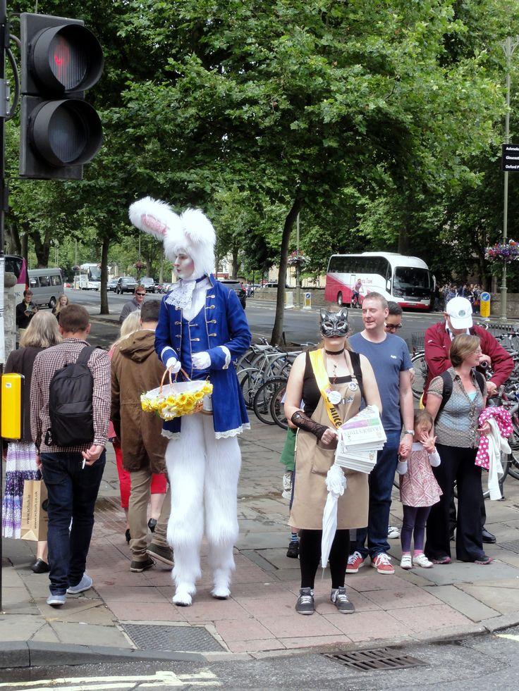 Hare in Oxford