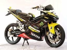 Yamaha Jupiter MX Modifications
