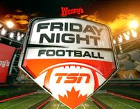 TSN FRIDAY NIGHT FOOTBALL