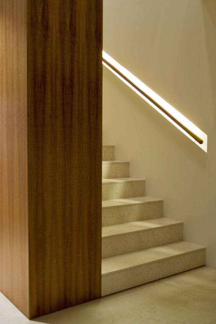 Alexandra Kidd Design Gladswood Gardens Project Stair