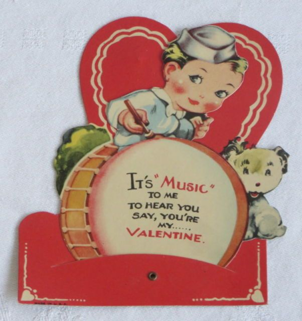 Best Vintage Valentine Images On Pinterest Funny Valentine - 8 funny valentines cards for single people