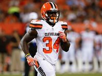 Finding fantasy players set to break out in the stat sheets is critical to winning your league. Michael Fabiano lists his 20 top breakout players for 2017, including Browns running back Isaiah Crowell.