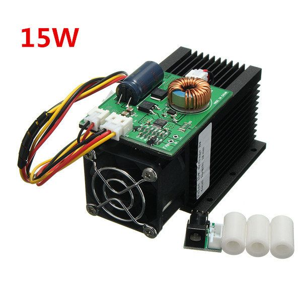 445-450nm 15W Blue Laser Module Mark On Metal for DIY Laser Engraver Machine Sale - Banggood Mobile