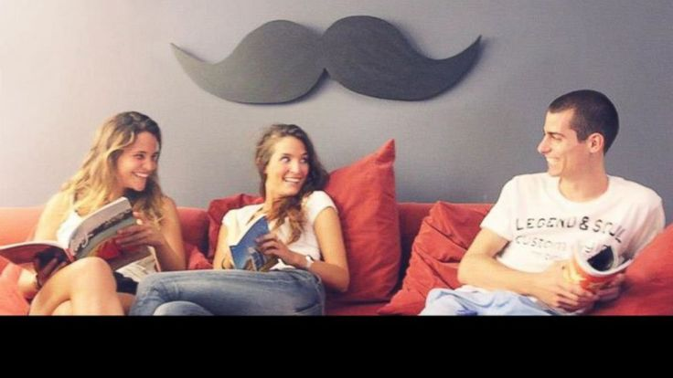 Some 'manly' hotels for Movember via ABC.  #BizTravel #Hotels #Movember