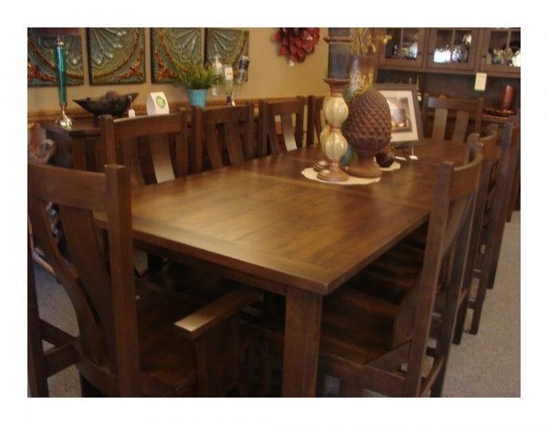 12 best Western kitchen table images on Pinterest ...