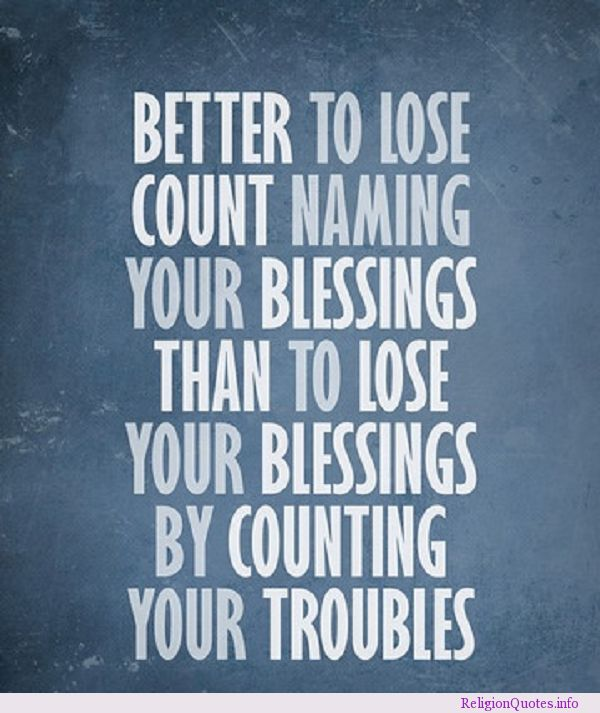 Quotes About Counting Your Blessings: 263 Best Images About Religious Quotes On Pinterest