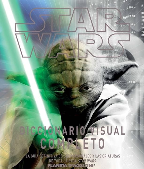 Star Wars diccionario visual completo