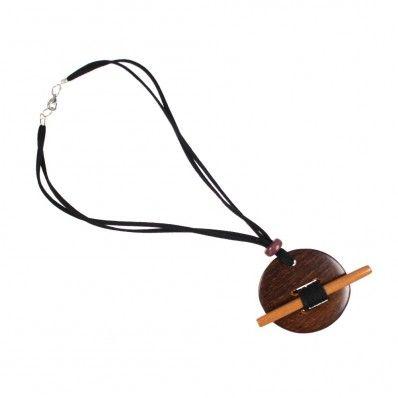 Edelholz Halskette von TPwood