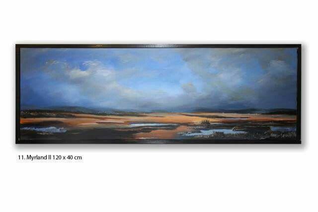 11. Myrland 120 x 40 cm